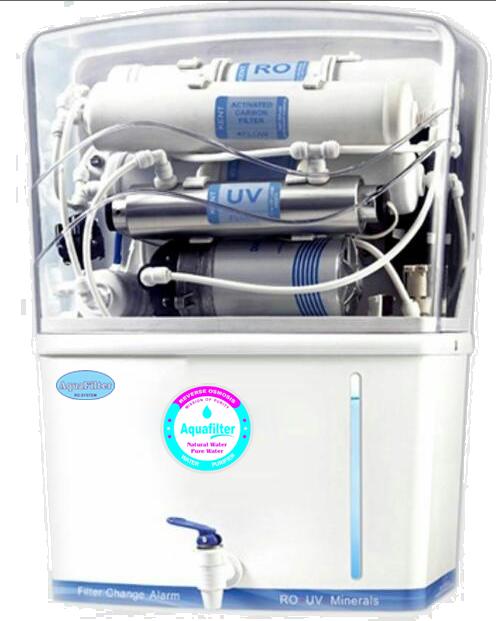 Aquafilter Ro + Uv + Uf Water Purifier