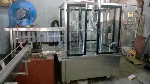 Bottle Filling Machine Manufacturer In India Ro Plant