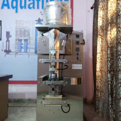 Water Pouch Packaging Machine supplier in hyderabad