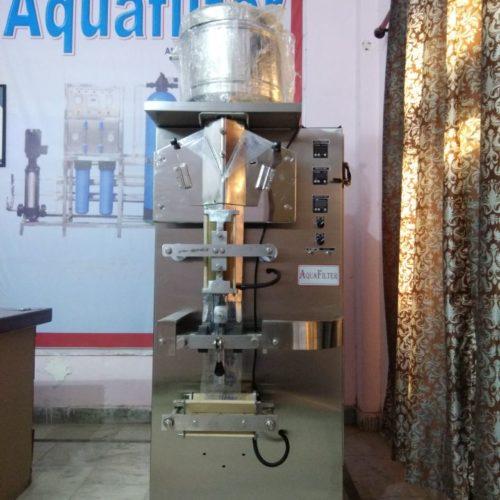 Water Pouch Packaging Machine supplier in hyderabad