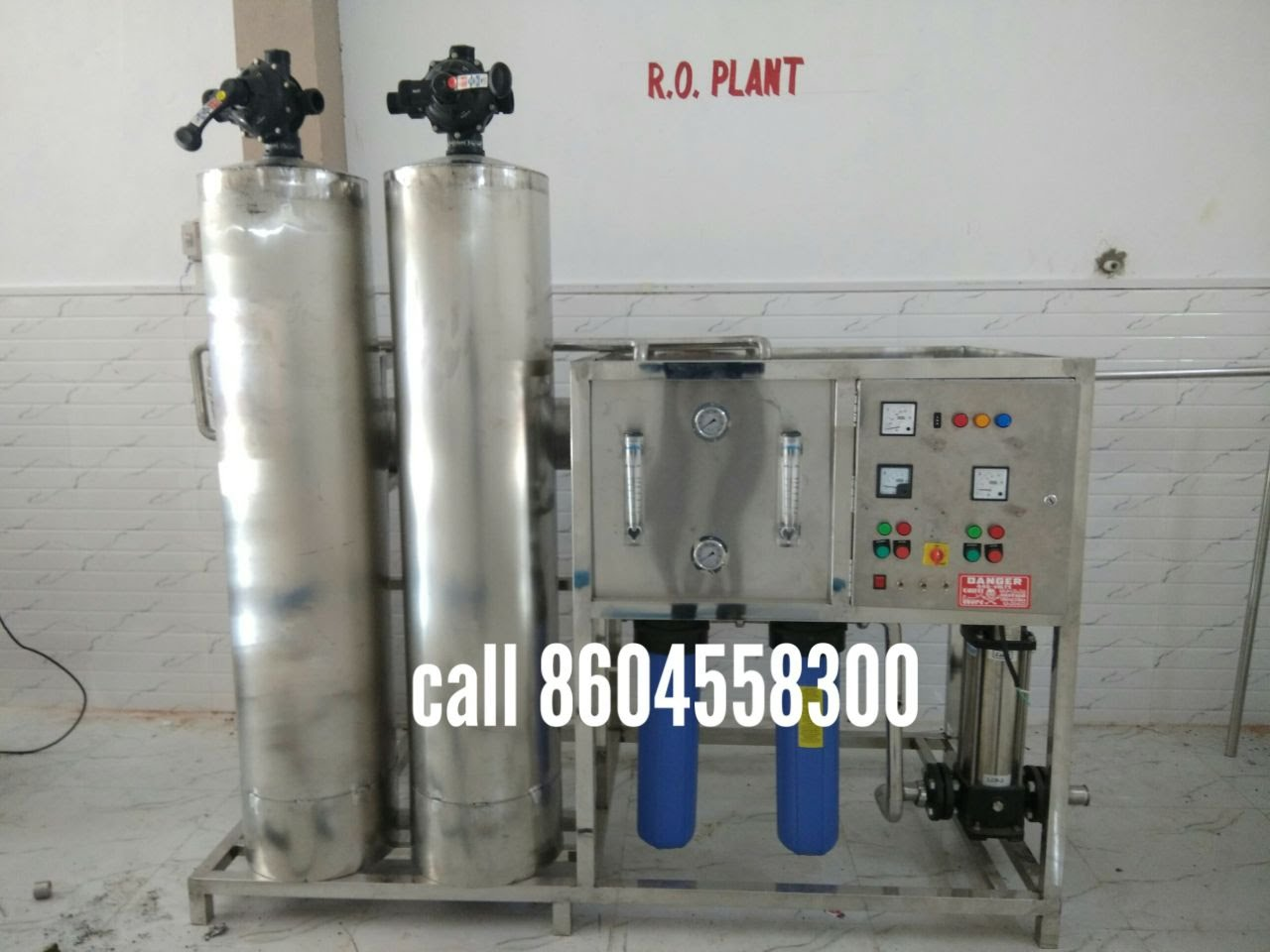 Ro Water Plant Manufacturers in India