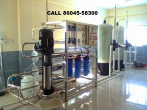 Bottling Plant in Delhi