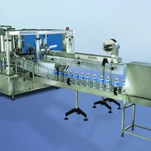 Bottling plant, bottle filling machine, water bottle filler