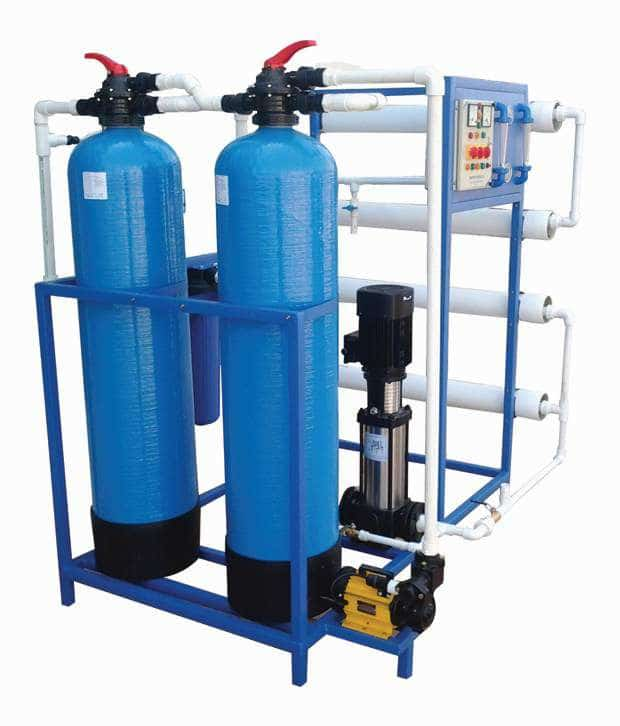 Ro Purifier System of 100 Lph
