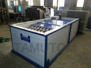 Ice Block Slab Making Machine Suppliers Manufacturers in Ahmedabad