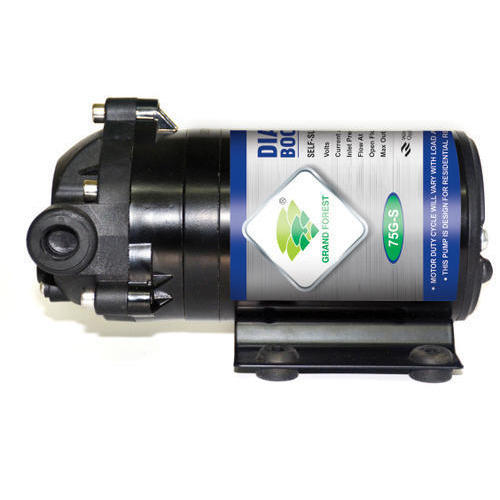 Grand Forest 100 GPD RO Booster Pump