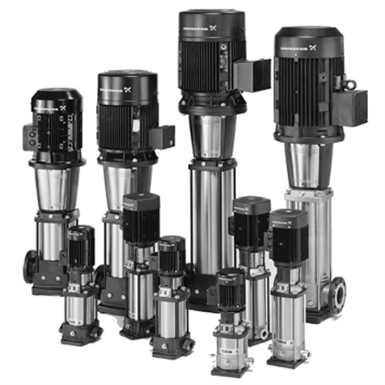 Cri High Pressure Vertical Inline Pump