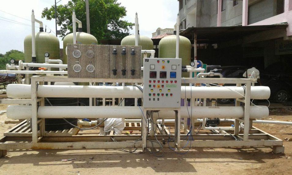 Water Treatment plant nigeria
